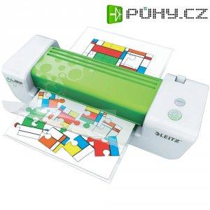 Laminovačka Leitz iLAM easy A4, zeleno-bílá