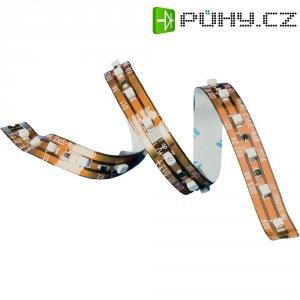 LED pás ohebný samolepicí 24VDC, 560 mm, zelená