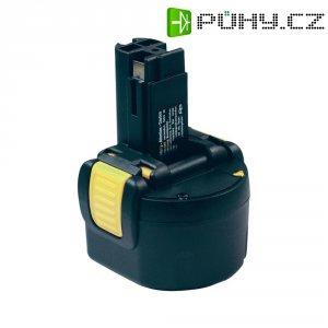 Náhradní akumulátor pro akuvrtačky, šroubováky apod., APBO/CL-9,6 V-2,0 AH
