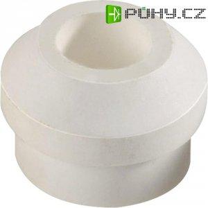 Průchodka ESKA 12023/1, -20 - +70°C, bílá