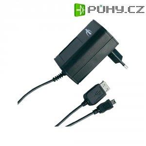 USB nabíječka Ansmann Twin, včetně sady konektorů