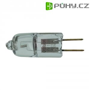 Halogenová žárovka, 12 V, 10 W , G4, 2500 h, průhledná