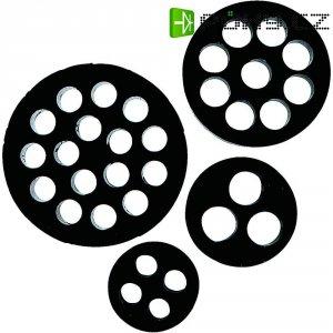 Těsnicí vložka LappKabel DIX-M25, 53325350, IP54, M25, nitril kaučuk, černá