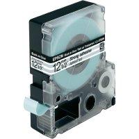 Páska do štítkovače LabelWorks LC-4TBW9, C53S625410, transp. /bílá, 12 mm
