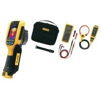 Termokamera Fluke Ti100 + FLK-CNX i3000 Kit + digitální multimetr