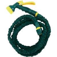 Flexibilní hadice na vodu, 22,5 m, Ø 25 mm, zelená/žlutá