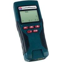 Tester pro instalaci kabelů s měřením délek Psiber Data CM450, 226502