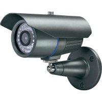 Venkovní kamera Sygonix 600 TVL, 8,5 mm Monalisa CCD, 12 VDC, 12 mm