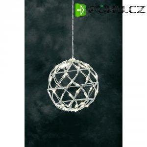 Rozšíření svítícího řetězu LED, svítící koule Konstsmide, 24 V