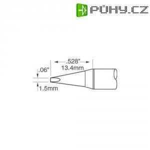 Pájecí hrot OKI by Metcal SFV-CH15A, dlátový, 1,5 mm