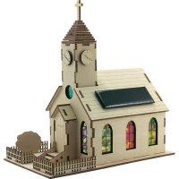 Solární kostel Sol Expert Kostelní harmonie 40296 (stavebnice)