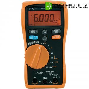 Digitální multimetr TRMS Agilent Technologies U1232A