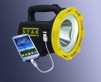 VELAMP S.T.A.K Nabíjecí 20W CREE® LED svítilna R920 s funkcí POWER-BANK