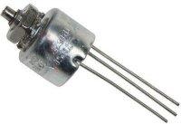 3k3/N TP052C 10E, potenciometr otočný cermetový