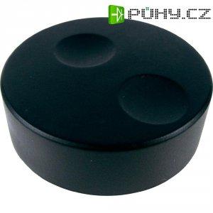 Knoflík pro enkodéry Cliff CL71650B, pro sérii K18, 6 mm, černá