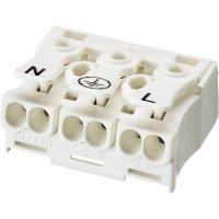 Svorka Adels-Contact, 041013, max. 2,5 mm², 3pólová, bílá