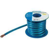 Zemnící kabel SH1997C177, 1x 25 mm², Ø 9,76 mm, 5 m, modrá/transparentní
