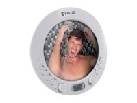 Rádio do sprchy se zrcátkem KÖNIG HAV-SR42