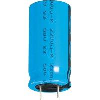 Kondenzátor elektrolytický Vishay 2222 048 65472, 4700 µF, 16 V, 20 %, 31 x 16 mm