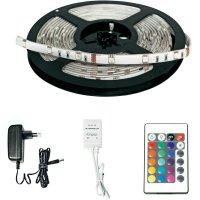 RGB LED pásek SMD 5050 X4-Life, 701147, 5 m
