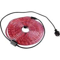 Světelná hadice s LED GEV, 6 m, červená