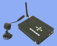 Sada bezdrátového digitálního rekordéru (na SD kartu) a kamery