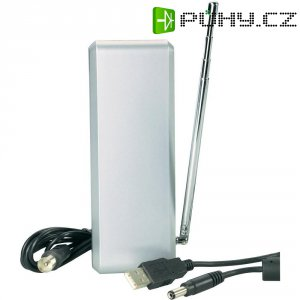 DVB-T anténa, 20 dB, aktivní
