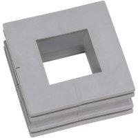 Adaptérová objímka Icotek ATG (41253), 42 x 41,5 mm, šedá