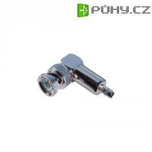Plně krimpovací úhlový konektor, 50 Ω