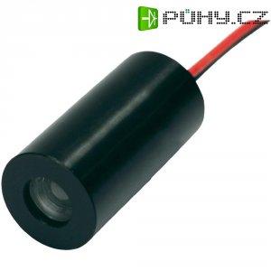 Laserový modul bod, 1206000019EC, 1 mW