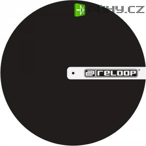 Reloop Slipmat, černá