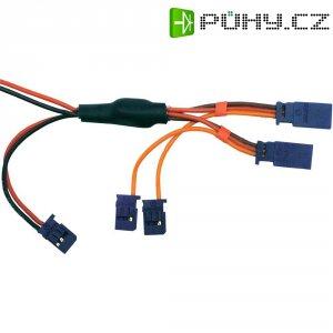 Napájecí kabel Modelcraft, 2 serva, 2 kanály, JR
