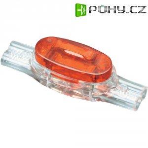 Svorka 3M Scotchlok, FQ-1000-5753-5, 0,2 - 0,65 mm², 2pólová, červená