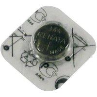 Knoflíková baterie 344, Renata SR42, na bázi oxidu stříbra, 344.SP MF