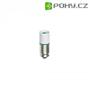 LED žárovka T1 3/4 MG Signal Construct, MEDG5762, 12 V, 2000 mcd, bílá