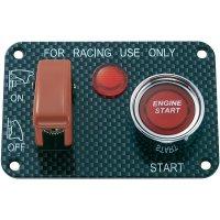 Ovládací panel pro auta SCI R18-Q1A-23B423L3R17100L 12 V/DC