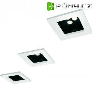 Vestavné LED osvětlení Philips Stardust, 3x 7,5 W, bílá/hliník (579723116)