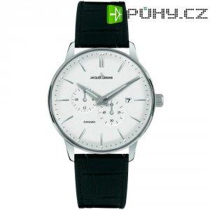 Ručičkové náramkové hodinky Jacques Lemans Nostalgie Automatic N-210A