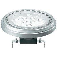 Philips Master LED ARIII 827 15 W, 24°, teplý bílý, stmívatelná