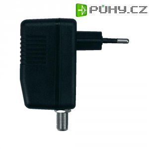 Síťový adaptér s výstupem přes F konektor Axing, TZU 11-01, 12 V/200 mA