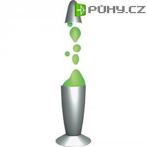 Lávová lampa, 71.765, 20 W, 340 mm, zelená