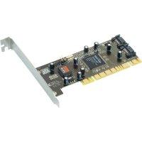 Řadič pevných disků 2x SATA do PCI slotu, 974516