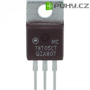 Regulátor napětí ON Semiconductor MC 7818 CT, 18 V, 1 A, kladný, TO 220