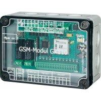 GSM modul GX110, 199285, dálkové ovládání/funkce měření teploty/reléové výstupy