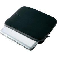 Neoprenové ochranné pouzdro pro notebook Elecom Sleeve 25,62 - 25,91 cm, černé