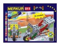 Stavebnice MERKUR 011 MOTOCYKL