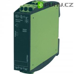 Kontrolní relé Tele G2TF01, kontrola teploty pomocí PTC, série GAMMA, 24 - 400 V/AC, IP40