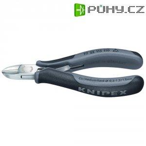 Stranové štípací kleště Knipex ESD 77 22 115, 115 mm, s kulatou hlavou bez fazety