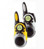 Radiostanice BRONDI FX-100 TWIN žlutá