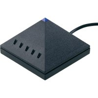 Ionizátor vzduchu Pyramida, 0,4 W, černá